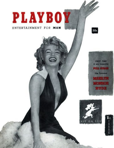 Marylin Monroe in Playboy